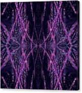Glitter Explosion Canvas Print