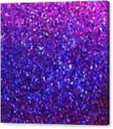 Glitterbug Canvas Print