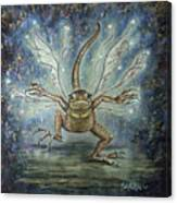Glitterkin Canvas Print