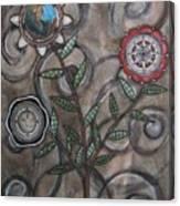 Global Garden Canvas Print