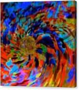 Globe Nebula Canvas Print
