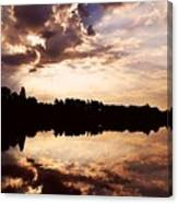 Glorious Moments Canvas Print