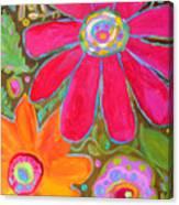 Glory All Around Canvas Print