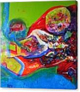 Glory Of Harmony Canvas Print