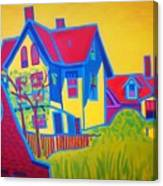 Gloucester Hilltop Canvas Print