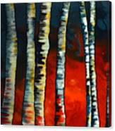 Glow Canvas Print