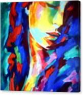 Glow In Shadows Canvas Print