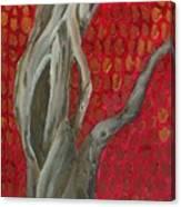 Gnarly Autumn Tree Canvas Print