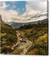 Gnp-scenic View Canvas Print