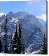 Go Tell It On The Mountain Canvas Print