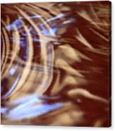 Go With The Flow - Abstract Art Canvas Print