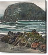 Goat Rock Canvas Print