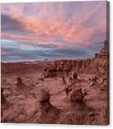 Goblin Sunset Canvas Print