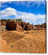 Goblin Valley Pano 3 Canvas Print