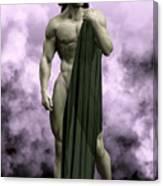 God Of The Underworld Canvas Print