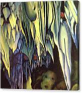 Goddes Of Carlsbad Caverns Canvas Print