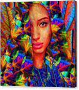 Goddess 243 Canvas Print