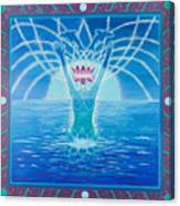 Goddess Emerging Canvas Print
