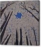 Goddess Forest Canvas Print