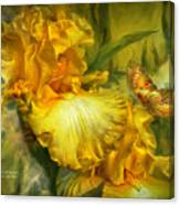 Goddess Of Summer Canvas Print
