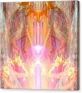 Goddess Shakuru Canvas Print