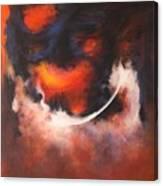 Gods Eye Canvas Print
