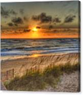 God's Promise Of A New Day Canvas Print