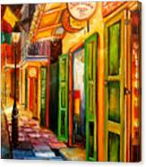 Going Back To New Orleans Canvas Print