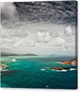 Going Coastal Canvas Print