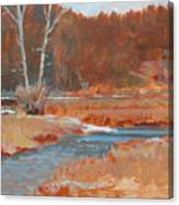 Gold Bar Ranch Canvas Print