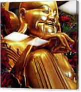 Gold Buddha 5 Canvas Print