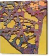 Gold Leaf 1 Canvas Print