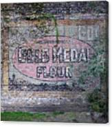 Gold Medal Flour Canvas Print