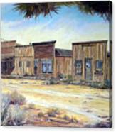 Gold Point Nevada Canvas Print