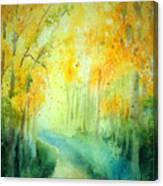 Golden Arches Ll Canvas Print