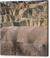 Golden Canyon - Death Valley National Park Canvas Print