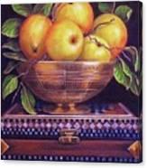 'golden Delicious' Canvas Print