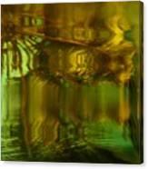 Golden Dreams II Canvas Print