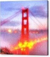 Golden Gate Bridge IIi Canvas Print