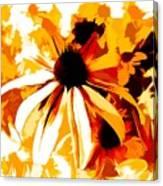 Golden Glow Of Summer Canvas Print