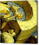 Golden Musselburgh IIi Canvas Print