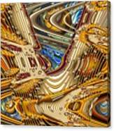 Golden Section Canvas Print