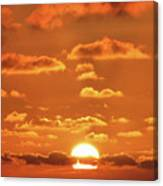 Golden Slumbers Canvas Print