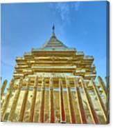 Golden Temple Canvas Print