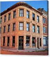 Goldfield Consolidated Mines Building Canvas Print