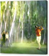 Golf Trophee Hassan II In Royal Golf Dar Es Salam Morocco 01 Canvas Print