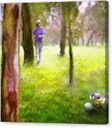 Golf Trophee Hassan II In Royal Golf Dar Es Salam Morocco 02 Canvas Print