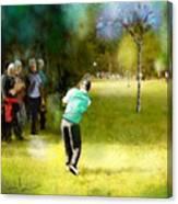 Golf Vivendi Trophy In France 02 Canvas Print