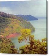 Golfo Dulce Costa Rica Canvas Print