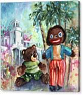 Gollivers Travel Canvas Print